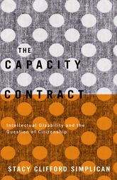 The Capacity ContractIntellectual Disability and the Question of Citizenship